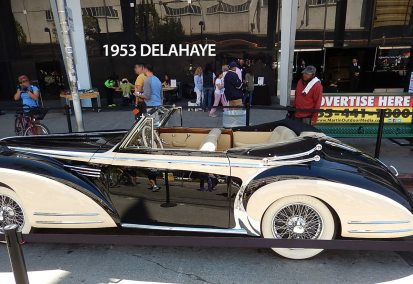 Delahaye by Chapron