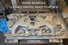 Ford Mustang 289 intake manifold