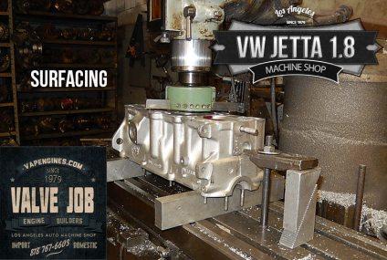 VW Jetta 1.8 Valve Job