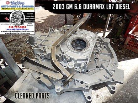plates gm 6.6 duramax