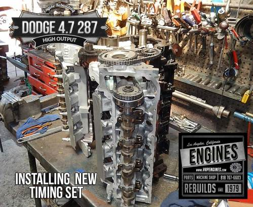 small resolution of dodge 4 7 high output remanufactured engine