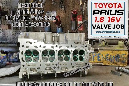 Toyota Prius Valve Job