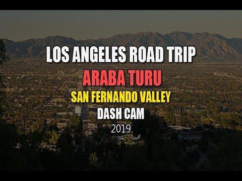Los Angeles Araba Turu 2