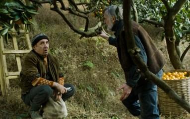 Margus (sinistra) e Ivo (destra) in una scena del film
