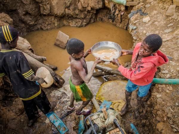 Ghana-gold-mines