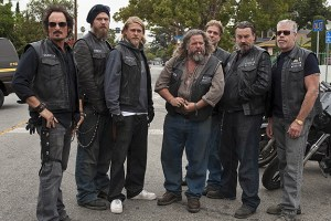 SONS OF ANARCHY: SONS OF ANARCHY airing Tuesday, Nov. 23 at 10 PM e/p on FX. CR: Prashant Gupta / FX.