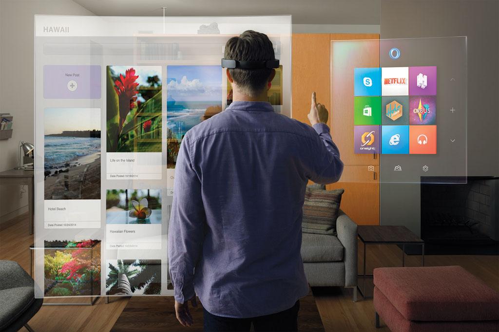 Hololens futuro dei computer