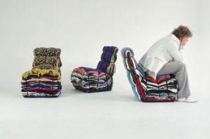 Rag Chair di Tejo Remy per Droog