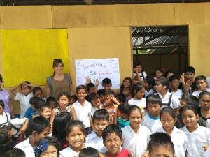 Scuola di Calypso Iquitos Perù