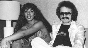 Giorgio Moroder e Donna Summer