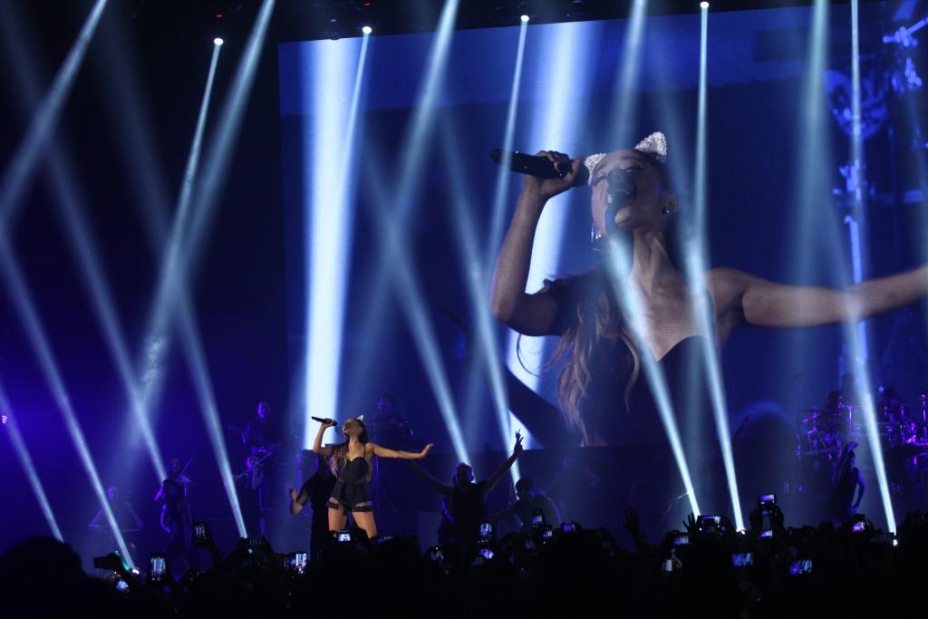 Ariana Grande problemi ansia