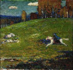 der Blaue Reiter, Kandinskij