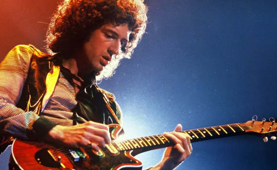 Red Special Brian May chitarra queen