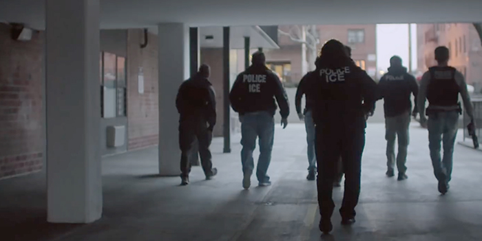 Immigration Nation documentario Netflix