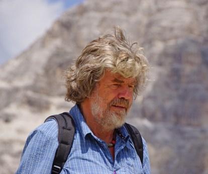 Monte Everest Reinhold Messner