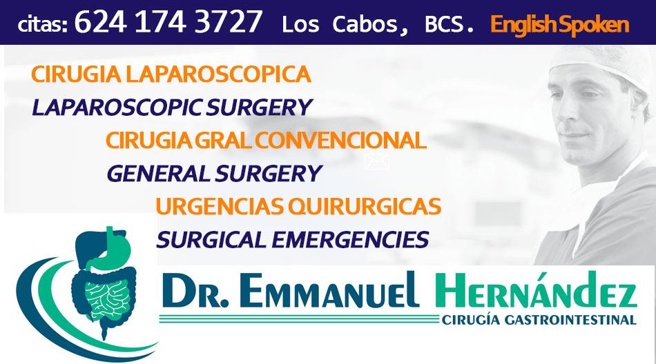 Dr Emmanuel Hernandez S