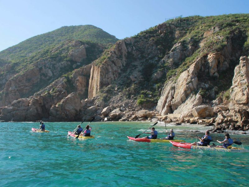 Cabo Expeditions Kayak