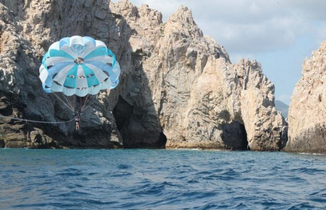 Cabo Expeditions Parasailing