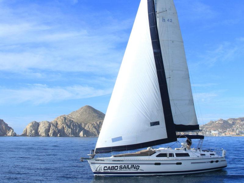 Cabo Sailing Snorkeling Tour