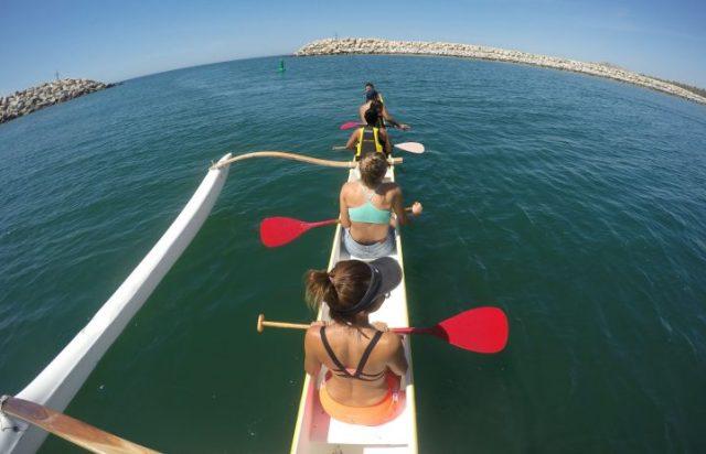 Tio Sports Hawaiian Canoe