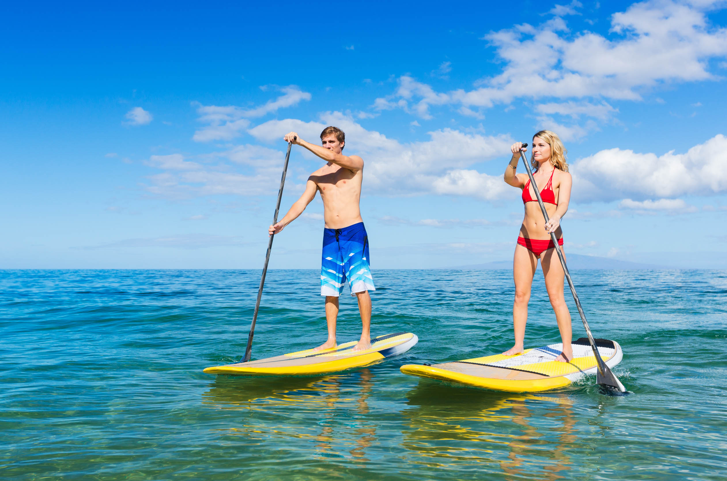Image of Paddle boarding | The Best Things to Do in Downtown Cabo San Lucas