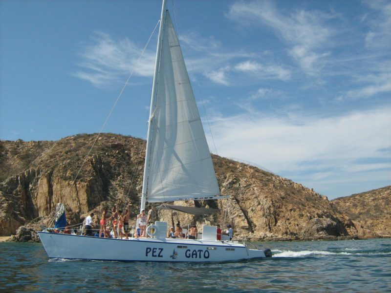 Pez Gato Party Cruise