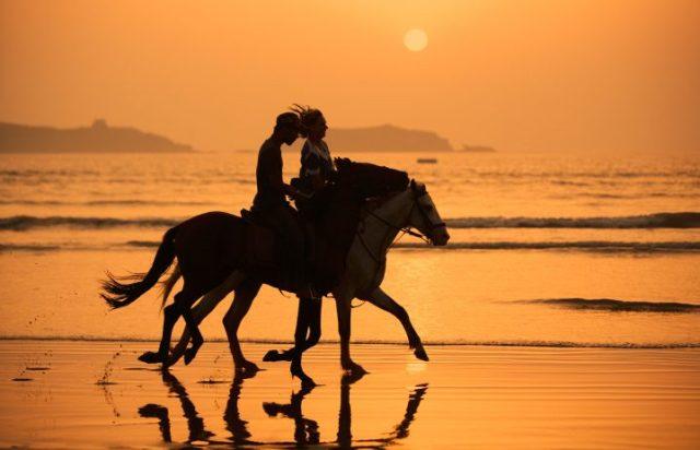 Amigos Sunset Horseback