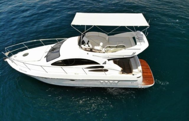 42 Ft Azimut Cabo San Lucas Private Charters