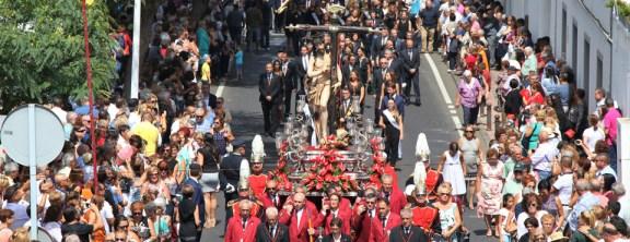 Fiestas del Santísimo Cristo de los Dolores, Tacoronte