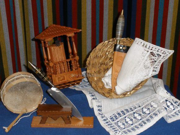 Productos artesanos típicos canarios