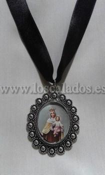 Colgante Virgen del Carmen