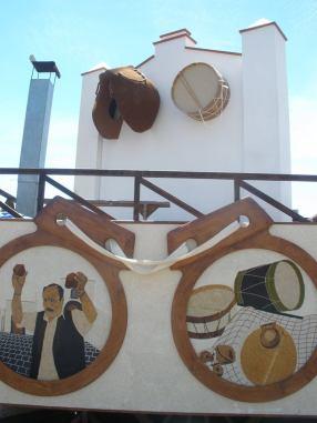 Los Calados en El Día del Carretero de Tegueste 2015