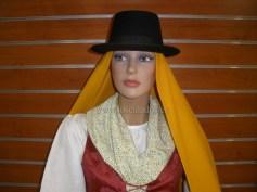 Mujer Santa Cruz S. XIX