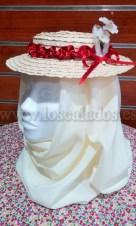 Sombrero traje de La Palma