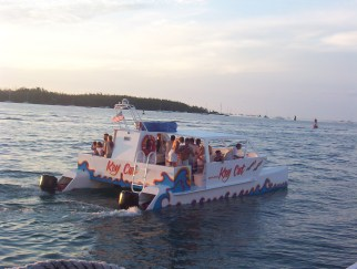 Sunset Snorkeling Catamaran Key