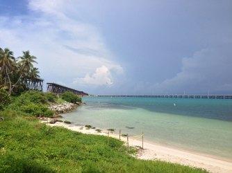 Calusa Beach Storm Bahia Honda