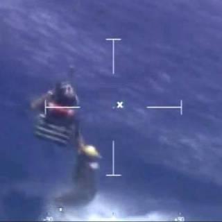 Coast Guard Pilot Cayos Florida