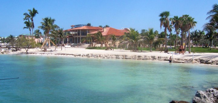 Playa en Key Colony Beach