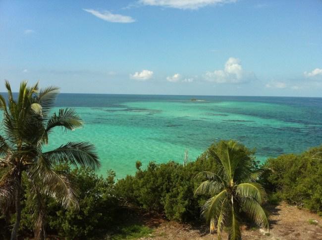 Isla en Bahia Honda y Playa
