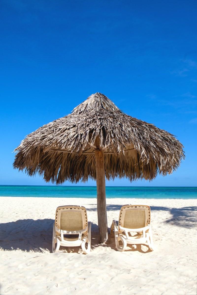 Reserved Beach