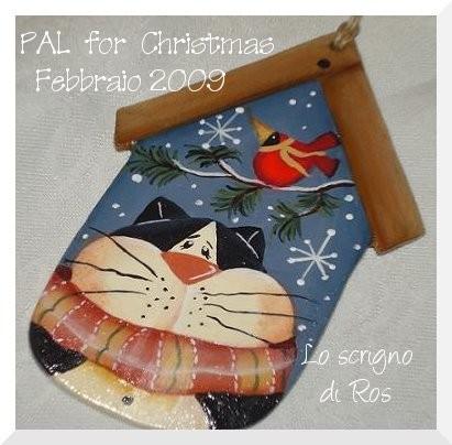 PAL for Christmas e cuoricini  Rosroses