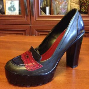 green-red-blue-patent-leather-high-heeled-shoes