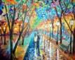 Versión de Leonid Afremov. 60x50. 35€