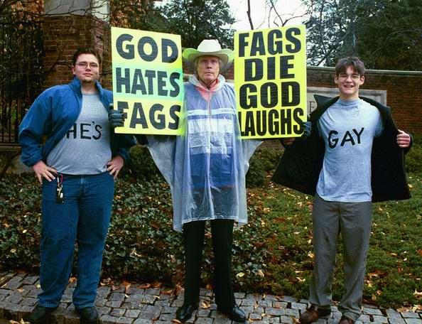 Repressed homosexuals