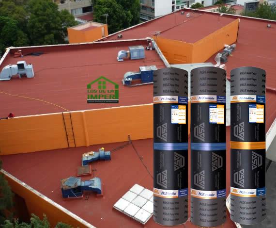 Impermeabilizantes Prefabricados