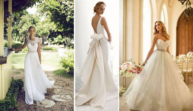 ¿Por qué los vestidos de novia son blancos?