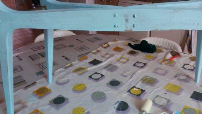 restauracion mesa