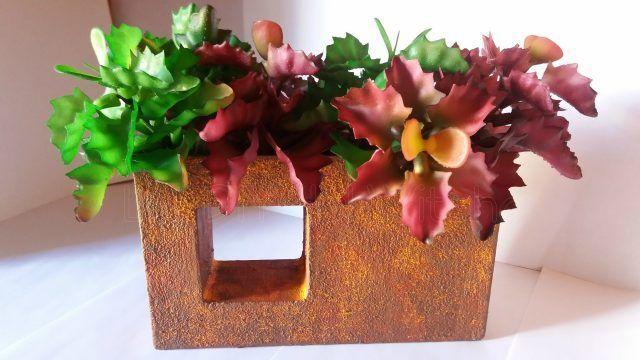 DIY…Tutorial para imitación de Acero Corten (Técnicas de pintura 3)