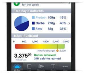 Nike+ FuelBand Bonus