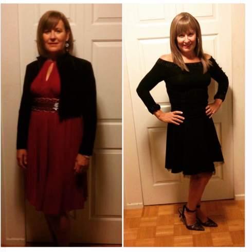 Meri Dai, Before & After Lose It!